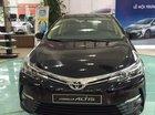 Bán xe Toyota Corolla 1.8E MT sản xuất năm 2018, màu đen, giá tốt
