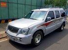 Cần bán lại xe Isuzu Soyat đời 2007, màu bạc