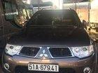 Cần bán lại xe Mitsubishi Pajero đời 2013, màu nâu, giá 690tr