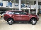Bán ô tô Ford Everest 2.0l 4x2 Trend đời 2018, màu đỏ, nhập khẩu giá đẹp, hỗ trợ trả góp lãi suất thấp 0979572297