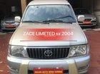 Bán Toyota Zace 1.8GL LIMITED sản xuất năm 2004, hai màu