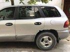 Cần bán Hyundai Santa Fe sản xuất năm 2002, màu bạc