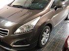 Cần bán Peugeot 3008 năm 2016, màu xám đã đi 16.000km