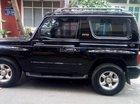 Bán Kia Jeep năm sản xuất 2002, màu đen, nhập khẩu nguyên chiếc