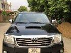 Bán Toyota Hilux 2.5E đời 2014, màu đen, 495tr