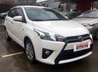 Bán ô tô Toyota Yaris E sản xuất năm 2017, màu trắng chính chủ, 615tr
