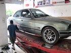 Cần bán xe cũ BMW 5 Series 2.5l MT năm sản xuất 1995, màu xám