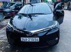 Cần bán xe Toyota Corolla altis 1.8E AT 2017, màu đen số tự động