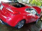 Cần bán xe cũ Kia K3 AT sản xuất 2015, màu đỏ, 550 triệu