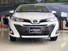 Bán Toyota Vios G 2018, màu trắng, lh 0906.34.11.11 Mr Thắng