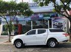 [Siêu giảm] Mitsubishi Triton, màu trắng, xe nhập Thái, lợi dầu 7L/100km, cho góp 80%. LH: 0905.91.01.99