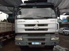 Bán xe ben 4 chân Chenglong Haiau 2015 hoạt động tốt