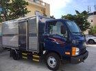 Bán xe tải Hyundai New Mighty N250 thùng kín inox, khuyến mãi giảm giá 20 triệu + tặng bảo hiểm 100%
