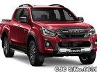Bán ô tô Isuzu Dmax 1.9 MT 2018, màu đỏ, nhập khẩu, giá 640tr