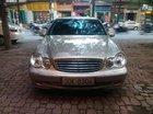 Em bán Mercedes-Benz C240, Sx 2003, xe đẹp không lỗi nhỏ