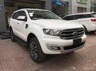 Bán Ford Everest năm sản xuất 2018, màu trắng, xe nhập. Hotline 0979572297
