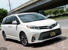 Bán Toyota Sienna Limited FWD sản xuất năm 2018, màu trắng, xe nhập giá tốt nhất thị trường