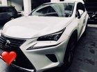 Bán Lexus NX 300T 2017, màu trắng, nhập khẩu