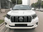 Cần bán xe Toyota Land Cruiser Prado năm sản xuất 2018, màu trắng, xe nhập