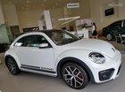 Bán Volkswagen Beetle Dune, sản xuất 2018, màu trắng, nhập khẩu nguyên chiếc, có xe giao ngay, khuyến mãi khủng tháng 12