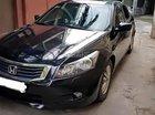 Cần bán lại xe Honda Accord 2.0 AT sản xuất 2010, màu đen, xe nhập