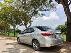 Bán Toyota Corolla 2017, màu bạc, 705 triệu