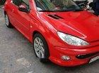 Bán Peugeot 206 năm 2006, màu đỏ, nhập khẩu xe gia đình