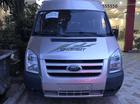 Bán xe Ford Transit năm 2010, bán ngay nhân ngày 21/10 đến 23 tháng 10 kết thúc