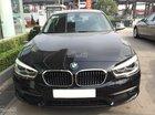 Bán BMW 118i màu nâu đen, sản xuất 2016, nhập khẩu, biển Hà Nội