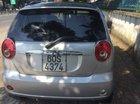 Cần bán lại xe Chevrolet Spark AT năm sản xuất 2009, màu bạc
