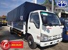 Bán xe tải Isuzu 1T9 thùng dài 6m2 chở sắt thép trong thành phố