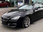 Cần bán lại xe BMW 6 Series, màu đen