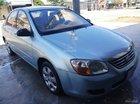 Cần bán gấp Kia Cerato đời 2008, màu xanh lam, xe đẹp