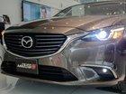 Bán Mazda 6 sang trọng, Tặng bảo hiểm Thân xe, Trả trước từ 200 triệu có xe lăn bánh, LH Nhung 0907148849