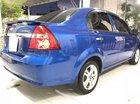 Bán xe Chevrolet Aveo LTZ đời 2016, màu xanh lam