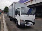 Xe tải Fuso Canter 6.5 3.5 tấn, đời 2018, nhập khẩu 100% từ Nhật Bản. Hỗ trợ vay vốn 75%