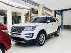 Em bán Ford Explorer-Limited 2.3L EcoBoost sx 2017 new: 99,99%, hỗ trợ ngân hàng, đẹp lung linh. Mr Trung 0988 599 025