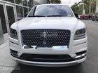 Bán Lincoln Navigator Black Label L sản xuất 2018, màu trắng, xe nhập Mỹ