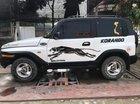 Bán Daewoo Karando 2000, hai màu, xe nhập số sàn