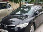 Cần bán xe Honda Civic 1.8AT đời 2006, màu đen