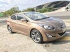 Cần bán gấp Hyundai Elantra 1.6 AT sản xuất 2015, màu nâu, nhập khẩu nguyên chiếc