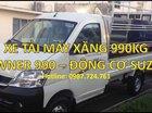Bán xe tải 990kg - phun xăng điện tử - Euro4 - hỗ trợ trả góp lên tới 70-75% - lấy xe liền