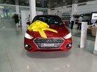 Cần bán xe Hyundai Accent sản xuất 2018, màu đỏ