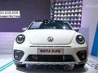 Bán xe Volkswagen Beetle đời 2018, màu trắng, xe nhập, có sẵn giao ngay. Liên hệ: 0931.618.658