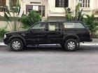 Bán Ford Ranger XLT sản xuất 2005, màu đen xe gia đình, giá 225tr