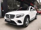 Cần bán gấp Mercedes GLC 300 đời 2017, màu trắng