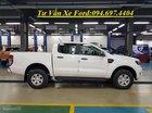 Bán xe Ford Ranger XLS 2018 màu trắng, giá tốt nhất thị trường, liên hệ 094.697.4404