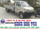 Bán xe tải nhỏ Dongben Q20 thùng lửng với độ bền cao, đại lý uy tín chất lượng