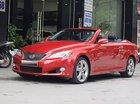Cần bán xe Lexus IS 250 c đời 2009, màu đỏ, nhập khẩu