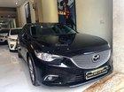 Bán Mazda 6 2.0 AT đời 2016, màu đen, giá 760tr